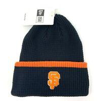 New Era Beanie San Francisco Giants Baseball SF Hat Knit Cap Ski Winter Toque