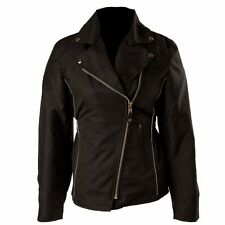 LADIES CORDURA MOTORCYCLE JACKET Size 6 ARL-2