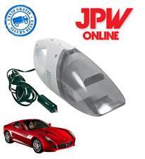 JPWonline - Aspirador de coche Compacto Silencioso Con accesorios Filtro lavable