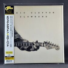 Eric CLAPTON Slowhand Orig. 2001 JAPAN Mini LP CD NEW UICY-9162 Sealed Gate Fold