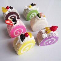 Creative Artificial Imitation Simulation Fake Cake Dessert Sprinkle NEW