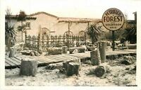 1940s Lyons Pony Express Arcadia California RPPC real photo postcard 4488
