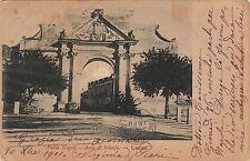 NP0102 - LECCE - PORTA NAPOLI ARCO DI TRIONFO VIAGGIATA 1901