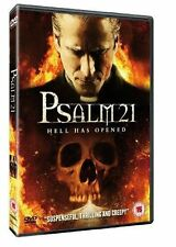 PSALM 21 FREDRIK HILLER JONAS MALMSJO REVOLVER UK 2011 REGION 2 DVD L NEW