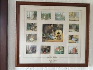 The tale of Peter Rabbit and Benjamin Bunny picture S1032R