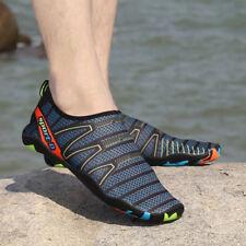 Zapatos de agua para hombre de secado rápido descalzo AQUA Calcetines Yoga Playa Natación Piscina Ejercicio Surf