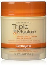 Neutrogena Triple Moisture Deep Recovery Hair Mask 6oz Each