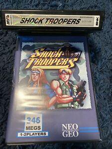 Shock Troopers Neo Geo MVS arcade board w/ shockbox