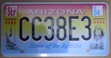 Targa Americana ARIZONA CC38E3  31x16 cm - Più basso di EBAY