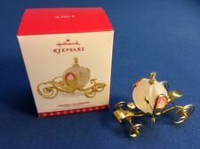 Cinderella's Carriage (Disney's Cinderella) - 2017 Hallmark Keepsake ornament