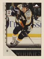 2005-06 Upper Deck Ryan Suter #454 Young Guns Rookie Card RC Predators NHL NM+