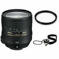 Nikon AF-S NIKKOR 24-85mm f/3.5-4.5G ED VR Lens Bundle