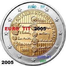 2 €   AUTRICHE  COMMEMORATIVE    1  X  PIECE    2005    NEUVE   /     disponible