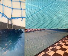 KN 4m x 2m Child safety BLACK SUPER NETS garden pond pool cover netting