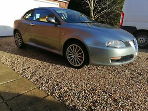ALFA ROMEO V6 3.2 GT  2005 NICE CONDITION EXTENSIVE DETAILED SERVICE HISTORY