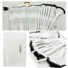 36pcs Cosmetic Make Up Brushes Brush Set Pure White With Free Make up Blush #810