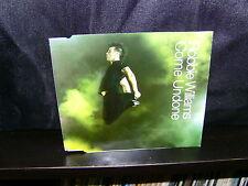 ROBBIE WILLIAMS – COME UNDONE - AUSTRALIAN CD SINGLE NM