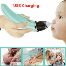 Baby Electric Nasal Aspirator Hygienic Automatic Sucker Nose Mucus Snot Cleaner