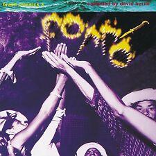 DAVID /BYRNE - BRAZIL CLASSICS 3:FORRO DOWNLOADCODE  VINYL LP + MP3 NEW+