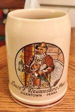 RARE VINTAGE LOUIS F NEUWEILER'S SON'S - BREWING CO BEER MUG ALLENTOWN PA