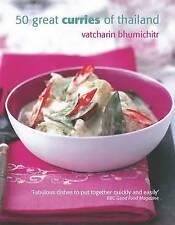 50 Great Curries of Thailand, Vatcharin Bhumichitr, Excellent