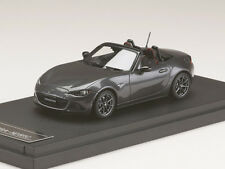 Mark43 Pm4346Rgm 1:43 Mazda Roadster Nd5Rc Rs Meteor Gray Mica