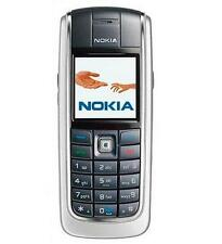 Unlocked Nokia 6020 classic Mobile GSM Gray Cell Phone