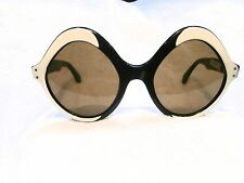 PROTO TYPE BLACK AND WHITE SUNGLASSES NEOSTYLE  (LIMITED EDITION!) 1960'S