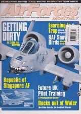 Air Forces Monthly (Mar 2004) (CAS Iraq, Escadrille 57S, Singapore AF, A-10)