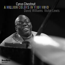 Cyrus Chestnut - Million Colors in Your Mind [New CD]