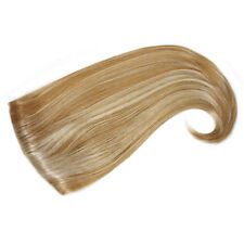 "22"" Ladies 1/2 Half Wig - Straight  - Flick Ends Kanekalon Synthetic Fibre 150g"