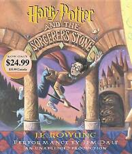 Harry Potter and the Sorcerer's Stone by J K Rowling (CD-Audio, 2016)