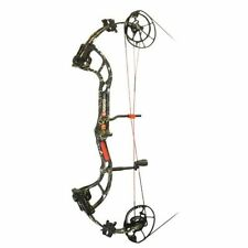 2009 PSE Premonition HD Right Hand SkullWorks 2 Camo 29 60 Compound Bow