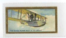 (Jb8593-100)  BAT,AEROPLANES (GILT),SAVOIA TWIN ENGINE FLYING BOAT 16TER,1926#37