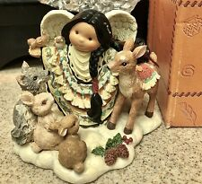 New listing 1998 Vintage Friends Of The Feather Tender Of Spirits 375489 Enesco w Box