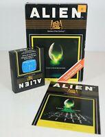 Alien 1982 NTSC Atari 2600 7800 CIB Complete In Box With Manual Tested Working