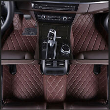 For Lincoln MKT 2010-2015 6 Colours leather Car Floor Mats Waterproof M99G