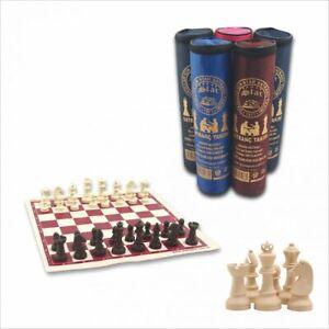 Schachbrett Silikon verschiedene Feldgrößen Schach Satranc Schachspiel rollbar