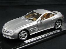 Mercedes-Benz Vision SLR 1:18 Silver (JS)