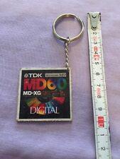 porte Clé Ancien Metal - TDK MD60 Digital   -  29022016