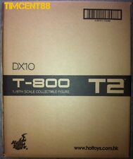 Ready! Hot Toys DX10 Terminator 2 T2 Judgment Day T-800 T800 ARNOLD DX-10 Sealed