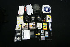 DSLR Camera Accessory Kit - 27+ Pieces /w Vivitar Camera Bag