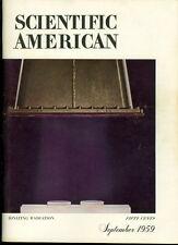 1959 Scientific American Magazine: Ionizing Radiation