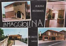# BESNATE: LA MAGGIOLINA- ALBERGO RISTORANTE