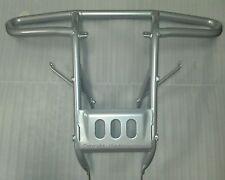 Honda TRX500 Foreman Front Bumper Silver 2005 2006 2007 2008 2009 2010 2011