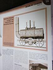 Chronik der Eisenbahn 1B: 1916 Gekrönte Häupter Faszination Dampfloktechni