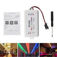 SP105E APP iOS Android Bluetooth Magic Controller for WS2812B/WS2811 LED Strip