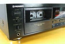 "PIONEER CT-737, REFERENZKLASSE, 3-HEAD, NEW BELTS & IDLER ""MINT CONDITION"""