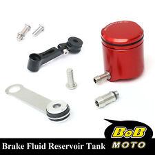 For Triumph Daytona 675 R 11 12 13 Red CNC Front Brake Cylinder Fluid Oil Tank