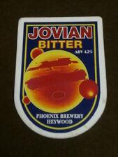 BEER PUMP CLIP - PHOENIX JOVIAN BITTER